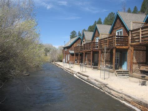 Cabins For Rent In River Nm by River Retreat Cabin 3 Right On The River Vrbo