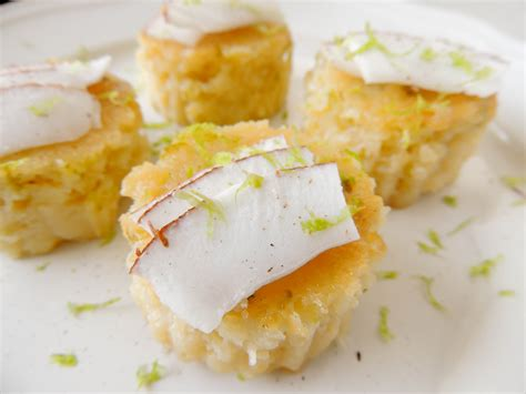 Baked Desserts by Baked Grated Coconut Dessert