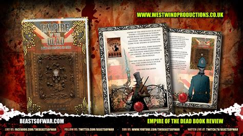 picture the dead book summary empire of the dead book review