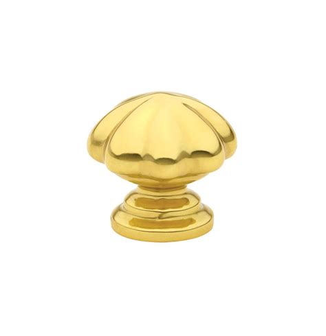 Brass Cabinet Knobs Brass Melon Cabinet Knob American Designer Entry Sets