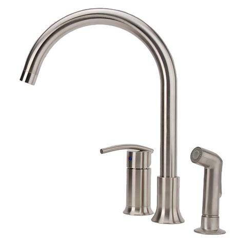 fontaine bellver single handle standard kitchen faucet fontaine vincennes single handle standard kitchen faucet