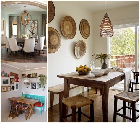 decorating your dining room 13 cool ideas to decorate your dining room wall