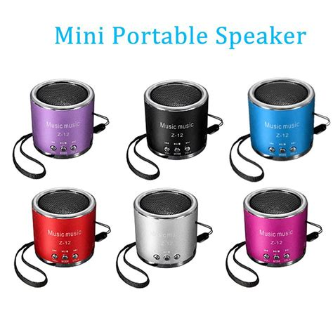 mini speaker z 12 speakers with fm support micro tf
