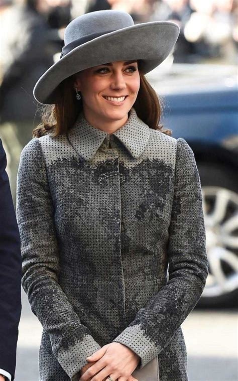 duchess of cambridge the duchess of cambridge revives wide brimmed hats thanks