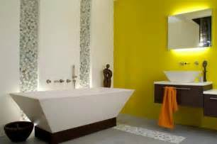 Yellow Bathroom Decorating Ideas by 25 Cool Yellow Bathroom Design Ideas Freshnist