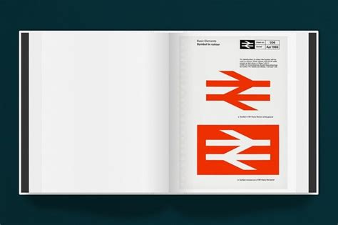 iconic design criteria the british rail brand identity manual is reborn hotfoot