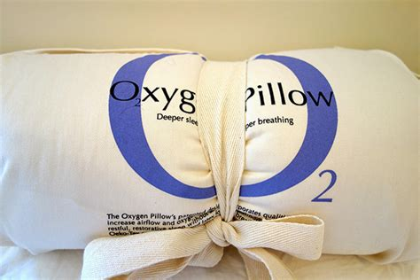Oxygen Pillow by Product Review Oxygen Pillow Travel Pillow