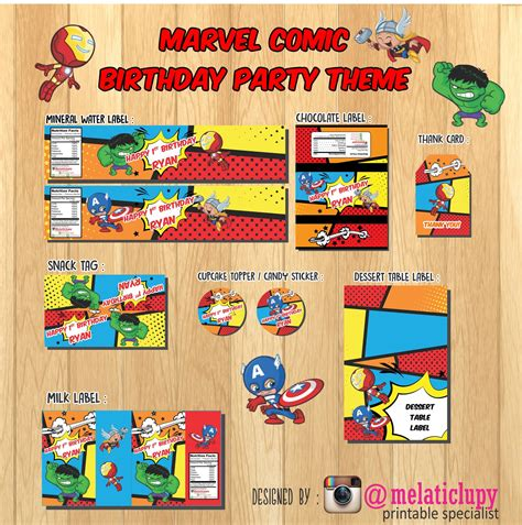 printable untuk anak 2 tahun jual paket stiker label untuk ulang tahun anak tema