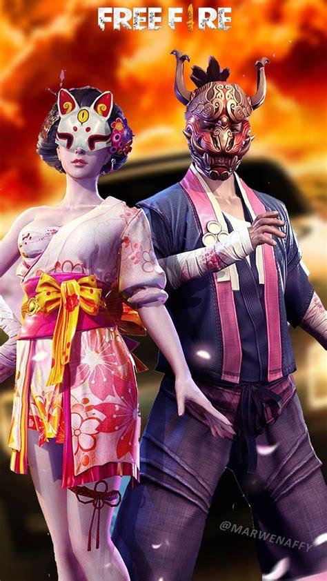 freefire   avatars fire fans fire image