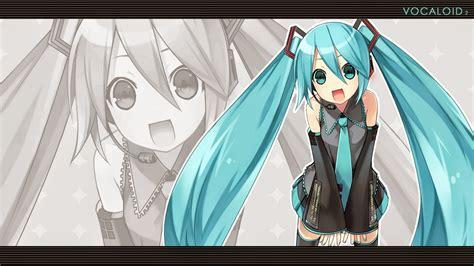 kumpulan wallpaper anime girl kumpulan gambar hatsune miku anime wallpaper hd