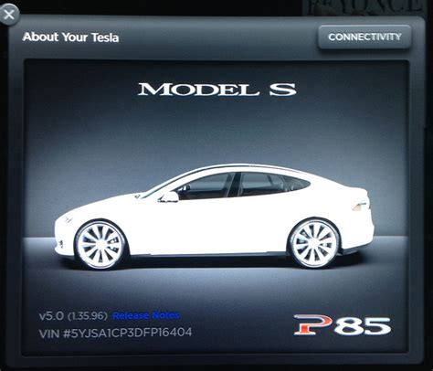 Tesla Model S Firmware Tesla Model S Firmware 5 0 Addresses Quot Load Quot