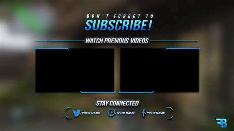 nice free outro template images gallery gt gt free outro