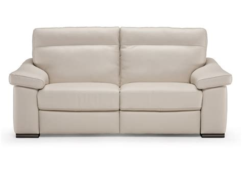 Natuzzi Editions Leather Reclining Sectional With Chaise Natuzzi Leather Reclining Sofa