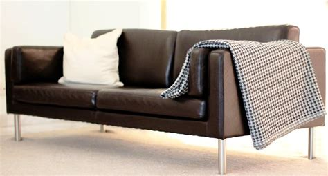 ikea brown leather couch brown leather sofa the endearing home family room updates