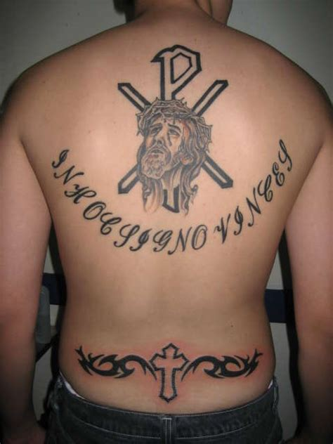 in hoc signo vinces tattoo in hoc signo vinces