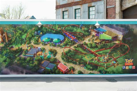 home design story land expansion video concept video of toy story land s family coaster