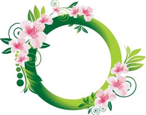 desain bingkai bunga wallpaper bingkai bunga