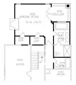 2nd story addition floor plans room addition plans photos