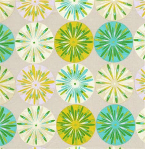 Kumari Garden Fabric by Freespirit Dena Designs Kumari Garden Sashi Fabric In Blue