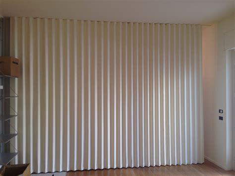 soffietto porta porte a soffietto dividere gli spazi creare ambienti