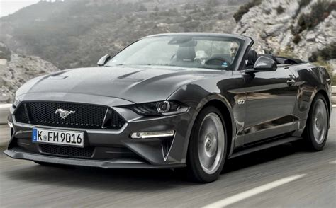 Mustang Auto Test ford mustang test adac auto bild idee