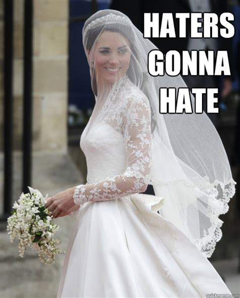 Wedding Dress Meme - kate middleton meme royal wedding the mary sue