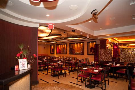 restaurant decorations contemporary decor asian restaurant interior design of ming s table las vegas dining