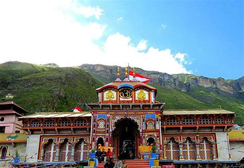 badrinath tourism  uttarakhand top places