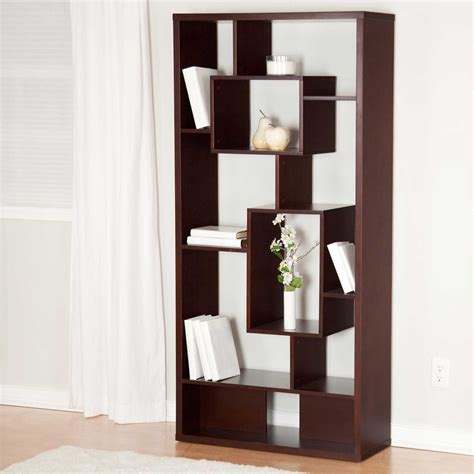 room divider bookshelf ideas for home office