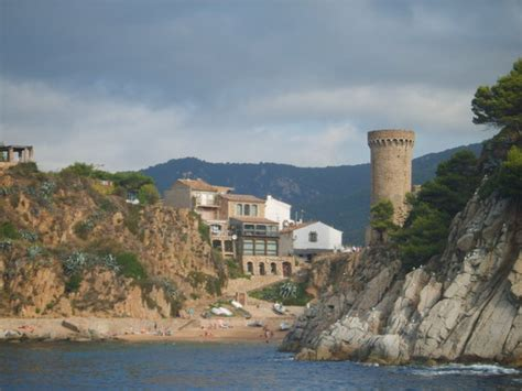 boat trip lloret de mar on a boat trip to lloret de mar picture of tossa de mar