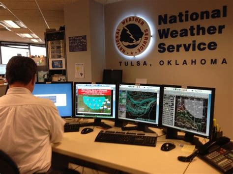 Weather Office by Weather Service Suffers Catastrophic Outage Stops