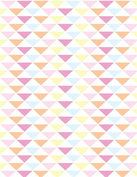 Pattern Triangle Pastel | 168 best triangle images on pinterest graph design