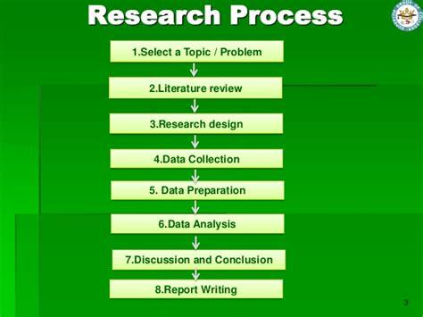 experiment design review literature review