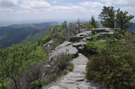 Table Rock Hike by Table Rock Trail Carolina Alltrails
