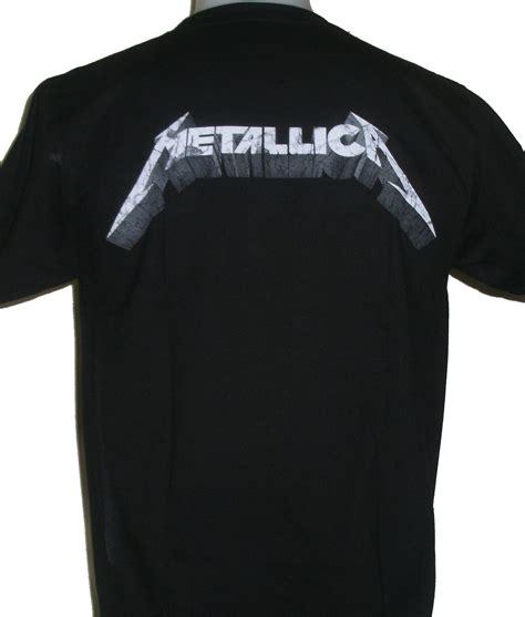 Tshirt Metallica St Anger Black metallica t shirt st anger size roxxbkk