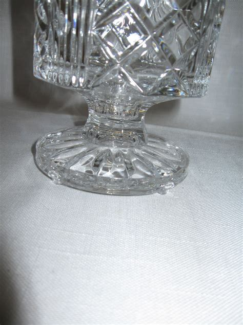 Fifth Avenue Vase by Glass Fifth Avenue Hurricane Candle Stick Holder