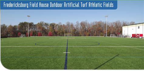 Fredericksburg Field House by Project Fredericksburg Field Houseoutdoor Artificial Turf