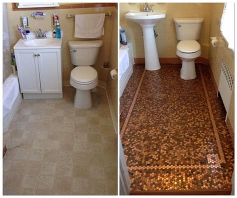 aaron lane copper tile tile floor mosaic before and after tile step by step how to