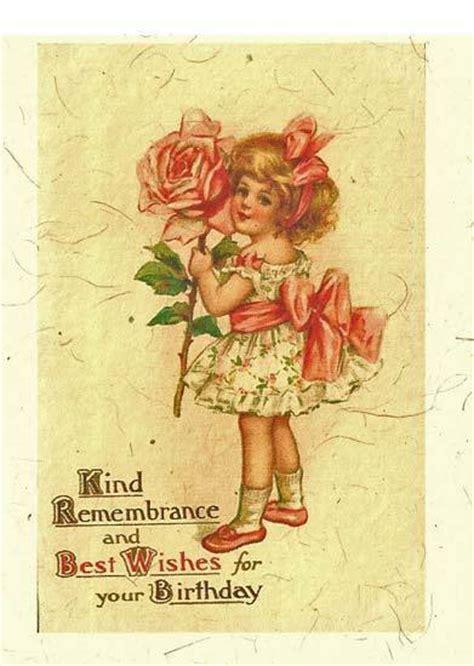 Images Vintage Birthday Cards 1000 Images About Vintage Cards On Pinterest Vintage