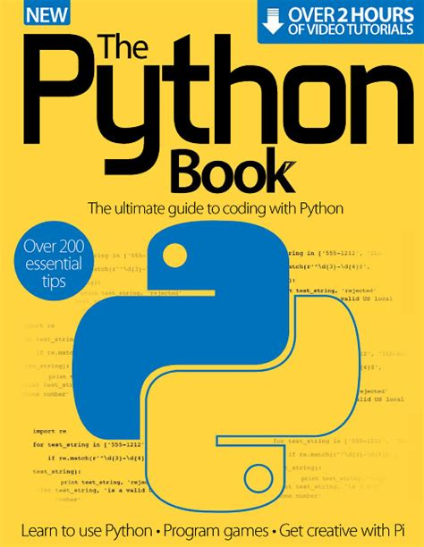 the elements of style 4th edition books the python book 3rd edition 2016 187 pdf magazines archive