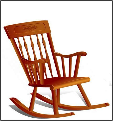 rocking chaise rocking chair clip art many interesting cliparts