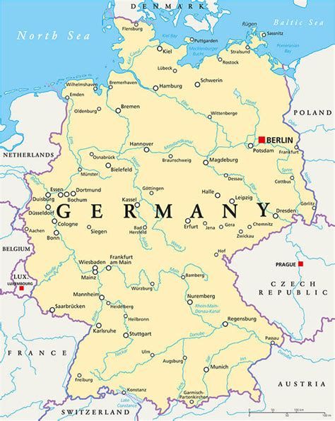 germany on world map map of germany in world map pictures to pin on