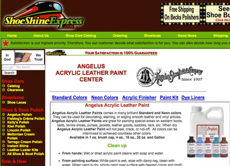 angelus paint hobby craft how to tuesday where to buy angelus leather paint