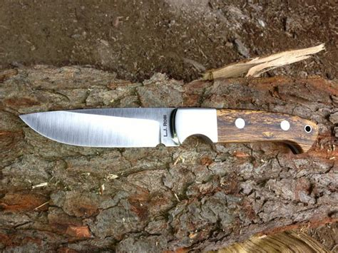 Swc Handmade Knives - l j rosi custom knives quot quality is remembered