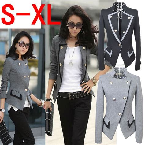 korean women short sleeve blazer new fashion 2014 spring korean female suit jacket women
