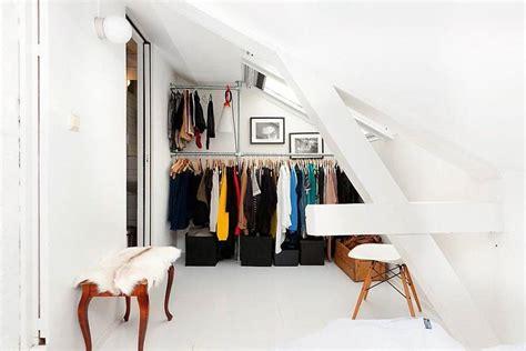 Ankleidezimmer Le by Dressing Sous Combles Nos Conseils Pour Bien L Am 233 Nager