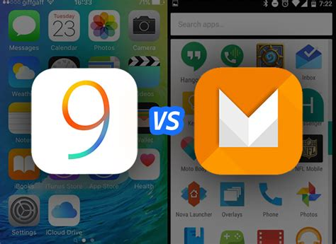 design standard google 3 differences apple s hig vs google s material design