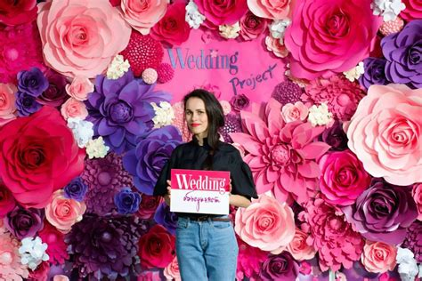 Wedding Backdrop Stand Australia by Paper Flower Backdrop Unique Paper Flower Backdrop