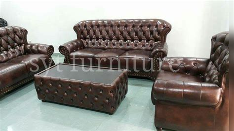 Sofa Chesterfield Di Malaysia sofa chesterfield classic leather anti scrath anti