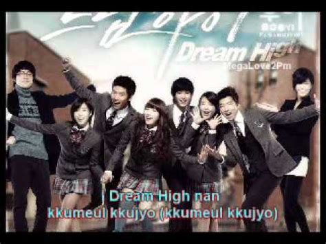 my lyrics ost high high ost theme lyrics on screen